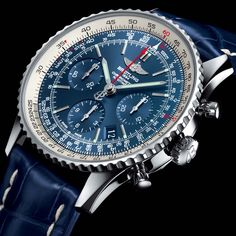 Breitling Navitimer Blue Sky Limited Edition 60th Anniversary