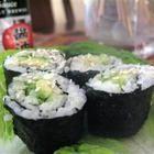 Rollos de sushi fáciles