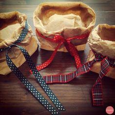 Diy - I cartocci per l'antipasto di Natale
