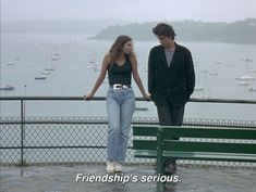 A Summer's Tale (Eric Rohmer, 1996)