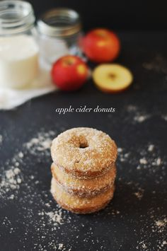 Apple Cider Donut Re