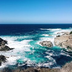 siena // rocky shoreline
