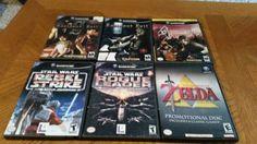 Nintendo Gamecube game lot Zelda Collectors Edition,Resident Evil 0,1,4 Star War: $125.00 (0 Bids) End Date: Tuesday Apr-10-2018 18:20:12…