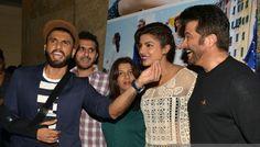 Priyanka Chopra's day out with Ranveer Singh, Zoya Akhtar – Gossip Movies