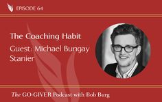 Michael Bungay Stanier shares seven questions to help you to become a much more effective leader who coaches.