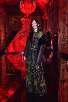 The best looks from the Milan Fashion Week parties here..