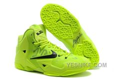 http://www.yesnike.com/big-discount-66-off-nike-lebron-11-volt-green-black-for-sale-309724.html BIG DISCOUNT ! 66% OFF! NIKE LEBRON 11 VOLT GREEN/BLACK FOR SALE 309724 Only 91.00€ , Free Shipping!