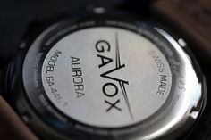 Gavox Aurora Watch Review