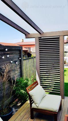 Pergola Patio, Porch Swing, Outdoor Furniture, Outdoor Decor, Sun Lounger, Outdoor Living, Bulgaria, House, Decks