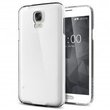 Carcaça Samsung Galaxy S5 Spigen SGP Ultra Fit Shell Transparente  13,99 €