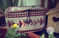 Kukimuki patchwork: ♥ El costurero de mi abuela