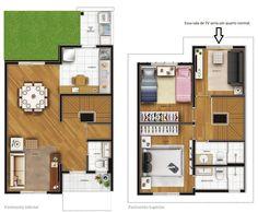 Construção de casa duplex 90m² - Rio de Janeiro (Rio de Janeiro ...