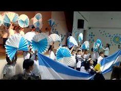 Coreografía en el día de la bandera por los siglos chicos de 3er grado (pto sta cruz) - YouTube