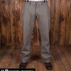 83cc12b4ee0f5 Great post from @longjohn_denimblog ・・・ @pikebrotherscompany released the  1942 Hunting Pants Herringbone