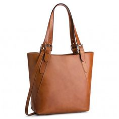 Torebka CREOLE - K10479 Koniak Furla, Clarks, Magnolia, Converse, Marketing, Bags, Fashion, Handbags, Moda