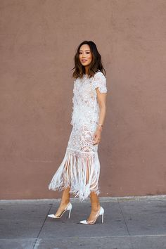 Fringe Skirted | Plum Pretty Sugar