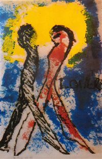 www.ompomhappy.com the art of David Bowie #art #DavidBowie #CarolineJuskus #OmPomHappy LOVERS