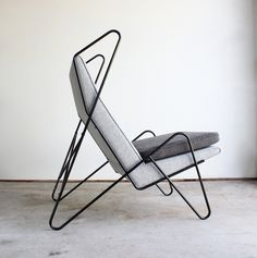 Series Z Lounge Chair - Roan Barrion Design