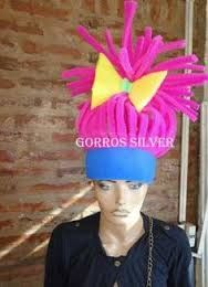Risultati immagini per sombreros locos y divertidos Crazy Hat Day, Crazy Hats, Foam Wigs, Fiesta Colors, Diy And Crafts, Arts And Crafts, Hat Hairstyles, Little Princess, True Colors