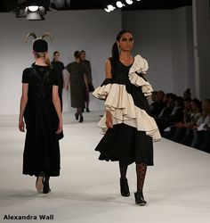 Modeconnect.com - Alexandra Wall University for the Creative Arts at Epsom at #GFW2015 - @EpsomFashion #wecreate #UCAEpsom @UniCreativeArts #UCAEpsom #GFW15 #Fashion #FashionGrad