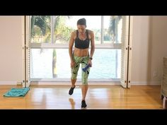 HIIT 20 minute full body HIIT workout to burn fat, build muscle, & increase fitness Best Beginner Workout, Hiit Workout Videos, Full Body Hiit Workout, Leg Day Workouts, 20 Minute Workout, Best Cardio, Workout For Beginners, Easy Workouts, Gain Muscle Women