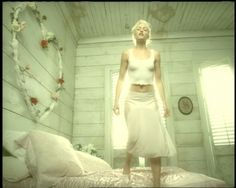 """natural gwen. love the lighting in this video. """"Underneath it all"""""""