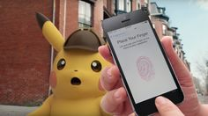 """A fingerprint-ID locked phone wasn't going to stop this 6-year-old from catching 'em all. (Click on """"Read it"""" for full article.)"""