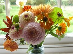 Such pretty flowers from Ben Pentreath's Inspiration blog