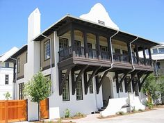 'Rosemary Dreams' - - New Home - Gulf View - Heated Large Pool - Rosemary Beach Front View Of House, New Urbanism, Beach Vacation Rentals, Vacation Ideas, Dream Beach Houses, Beach Properties, Rosemary Beach, House Elevation, Waterfront Homes