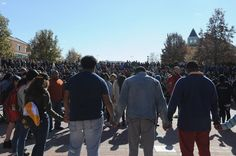 The University of Missouri president resigns over race tension