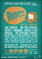 Simon Says 2014 Leicester Music Festival: By the Rivers