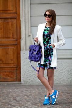 sporty shoes #streetstyle