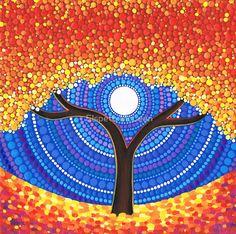 Autumn Moon von Elspeth McLean
