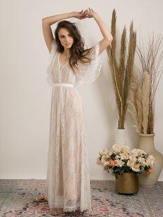 Boho Wedding Dress Bohemian, Sheer Wedding Dress, Wedding Dresses For Sale, Boho Bride, Boho Dress, Bridal Dresses, Indie Wedding Dress, Bohemian Weddings