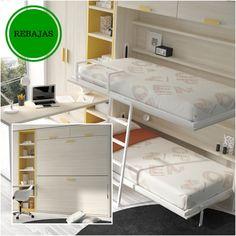 ¿Aún estás pensando en si renovar o no la habitación de los niños? Ahora puedes hacerlo con nuestros descuentos de hasta el 50% #MueblesAguado #Madrid #Muebles #Rebajas #Descuentos