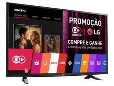 """Smart TV LED 49"""" 4K LG 49UH6100 Ultra HD - Conversor Integrado 3 HDMI 1 USB Wi-Fi com as melhores condições você encontra no Magazine Luizadoeduardo. Confira!"""