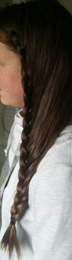 Emma did my hair  beautiful
