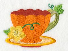 Machine Embroidery Designs at Embroidery Library! - Color Change - K5534