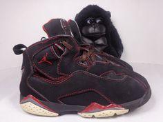 474fdcc7a7d8cb Babies Nike Air Jordan True Flight Basketball shoes size 10 C US