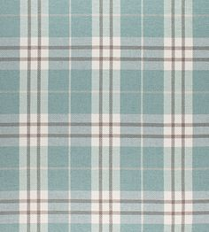 Percival Plaid Fabric by Thibaut