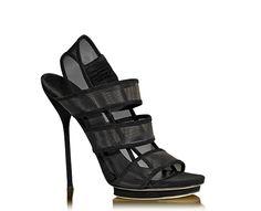Gucci 'bette' mesh sandals