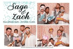 Did you know we have a photo booth. Check is out at the #hawaiibridalexpo Jan 13-15 @bridesclub