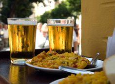 Arroz. Patrimonio Gastronómico de #Sevilla. #Tapas.