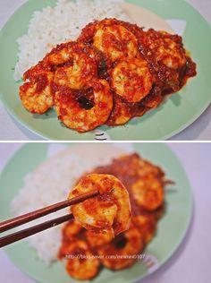 집밥백선생 칠리새우 만드는 법 : 진짜 맛있다!