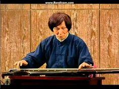 葛翰聰古琴演奏~廣陵散(上).2007.台灣國家演奏廳 - YouTube