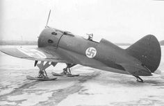 フィンランド空軍機
