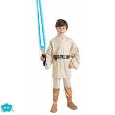../Disfraz de Luke Skywalker Star Wars para niño