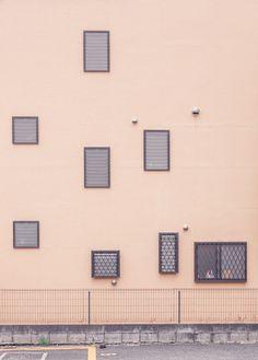 janvranovsky:  Windows in Akasaka, Tokyo| © Jan Vranovsky, 2015