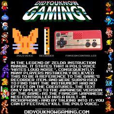 Legend of Zelda (Pol's Voice)