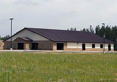 Metal Church Buildings Plus Steel Church Buildings Designed By Olympia Steel Buildings